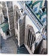 St.stephan Cathedral - Vienna -  Austria Canvas Print