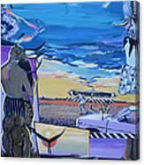 Stuart Highway Canvas Print