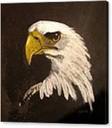 Stuarts Eagle Canvas Print