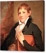 Stuart's John Randolph Canvas Print