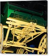 Studebaker Wagon Canvas Print