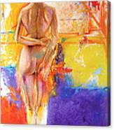 Studio Canvas Print
