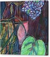 Studio Still Life Canvas Print