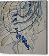 Study For Structure Canvas Print