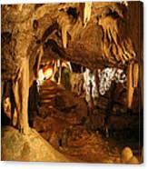 Stump Cross Caverns 2 Canvas Print
