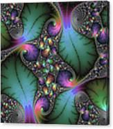 Stunning Mandelbrot Fractal Canvas Print