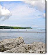Sturgeon Bay In Summer Canvas Print