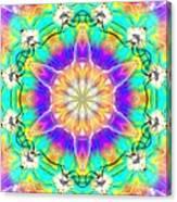 Subconscious Emerald Canvas Print