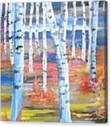 Subconscious Friends Canvas Print