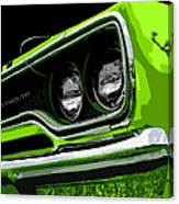 Sublime '70 Road Runner Canvas Print