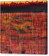 Subterranean Skyline Canvas Print