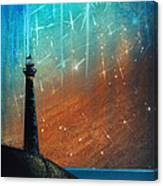Such A Night As This Canvas Print