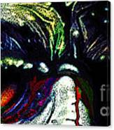 Such Zombie Eyes Canvas Print