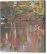 Sudbury River Canvas Print