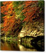 Sugar Creek Canvas Print