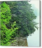 Sugar Creek, Turkey Run State Park Canvas Print