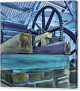 Sugar Mill Gizmo Canvas Print