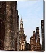 Sukhothai Historical Park - Sukhothai Thailand - 011320 Canvas Print