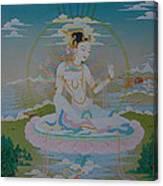 Sukkhasiddhi The Great Yogini Canvas Print
