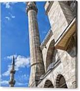 Suleiman Mosque 08 Canvas Print