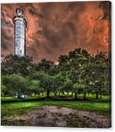 Sulfur Springs Tower Canvas Print
