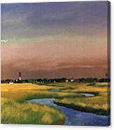 Sullivan's Island Canvas Print