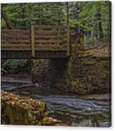 Sulphur Springs Bridge Canvas Print