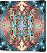 Sultans Magic Carpet Canvas Print