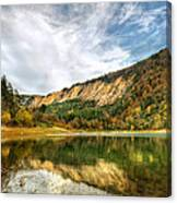 Suluklu Lake Canvas Print