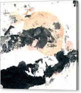 Sumi Abstract Canvas Print
