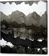 Sumi-e 130225-3 Canvas Print