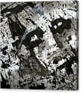 Sumi-e 130425-1 Canvas Print