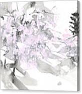 Sumiyo No.4 Five Story Pagoda Canvas Print