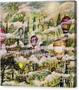Summer Eden Canvas Print