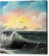Summer Envy Canvas Print
