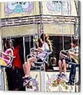Summer Fair-8 Canvas Print