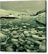 Summer Ice Canvas Print