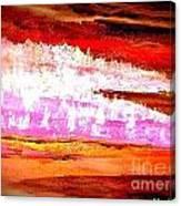 Summer In Stonington Canvas Print
