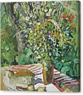 Summer Canvas Print