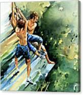 Summer Memories Canvas Print