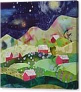 Summer Night Canvas Print