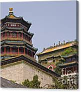 Summer Palace, Beijing Canvas Print