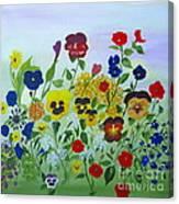 Summer Smiles Canvas Print