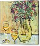 Summer Wine Canvas Print