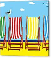 Summers Comin Canvas Print