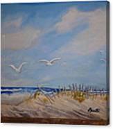 'summer's End' Canvas Print