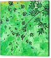 Summertime 5 Canvas Print