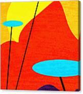 Summertime Blues Canvas Print