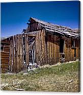 Summitville - Colorado Ghost Town Canvas Print