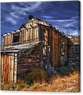 Summitville Fixer-upper  Canvas Print